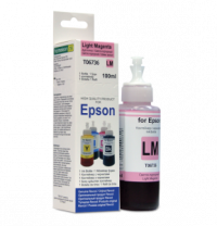 Чернила HAMELEON для Epson L200/L800 100 ml Light Magenta вод.